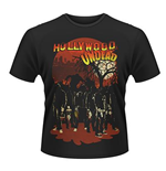 Hollywood Undead - Faceless Horror (T-SHIRT Unisex )