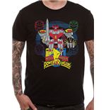Power Rangers - Megazord (T-SHIRT Unisex )
