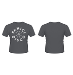 PANIC! At The Disco - Rotating Bolt (T-SHIRT Unisex )