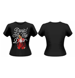 PANIC! At The Disco - Brendon Urie (T-SHIRT Donna )