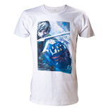 Nintendo - White Zelda With Link (T-SHIRT Unisex )