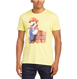 Nintendo - Mario Block Yellow (T-SHIRT Unisex )