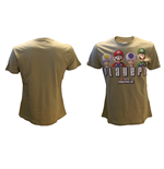 Nintendo - Players Khaki Shirt (unisex )