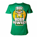 Nintendo - Big Boss Bowser Green (T-SHIRT Unisex )