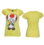 Nintendo - Yellow Toad (T-SHIRT Unisex )