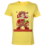 Nintendo - Yellow Mario Maker (T-SHIRT Unisex )
