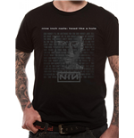 Nine Inch Nails - Head (T-SHIRT Unisex )