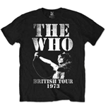 Who (THE) - British Tour 1973 (T-SHIRT Unisex )