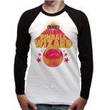 Who (THE) - Pinball Wizard Baseball (T-SHIRT Unisex )