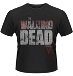 Walking Dead - Splatter (T-SHIRT Unisex )