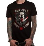 Walking Dead - Survive (T-SHIRT Unisex )