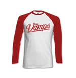 Vamps Baseball Shirt - Evans (donna )
