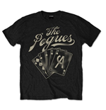 Pogues (THE) - Ace Black (T-SHIRT Unisex )