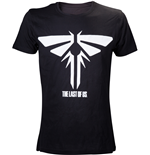 Last Of Us (THE) - Black Firefly (T-SHIRT Unisex )