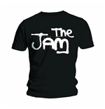 Jam (THE) - Spray Logo Black (T-SHIRT Unisex )