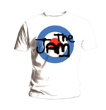 Jam (THE) - Spray Logo White (T-SHIRT Unisex )