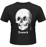 Damned (THE) - Skull (T-SHIRT Unisex )
