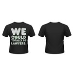 Ted 2 - Lawyer Large (T-SHIRT Unisex )