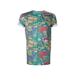 Teenage Mutant Ninja Turtles - Print All Over Green (T-SHIRT Unisex )
