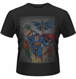 T-shirt Dc Originals - Superheroes