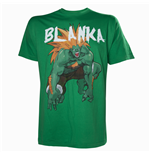 Streetfighter - Green Blanka (T-SHIRT Unisex )