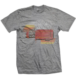 Star Wars Rey Speeder Retro Grey (T-SHIRT Unisex )