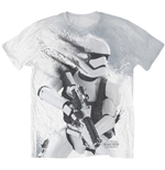 Star Wars Stormtrooper All Over Sub White (T-SHIRT Unisex )