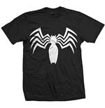 Marvel Comics - Ultimate Spiderman Venom Black (T-SHIRT Unisex )
