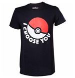 Pokemon - I Choose You (T-SHIRT Unisex )