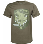 Metal Gear Solid - Beige Fox Hound (T-SHIRT Unisex )