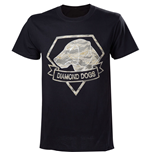 Metal Gear Solid V - Army Print (T-SHIRT Unisex )