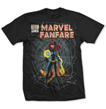 Marvel Comics - Marvel Fanfare Bw Nero (T-SHIRT Unisex )