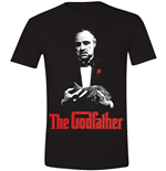 Godfather (THE) - Poster Print Black (T-SHIRT Unisex )