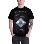 T-shirt Destiny With Ghost