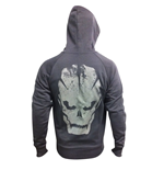 Call Of Duty Black Ops 3 - Skull Zipper (felpa )