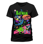 Batman - Penguin Comic (T-SHIRT Unisex )