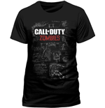 Call Of Duty - Black OPS3 - Mob Of The Dead (unisex )