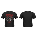 Cannibal Corpse - Butchered At Birth (2015) (T-SHIRT Unisex )