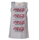 Coca Cola - Grey (top Donna )