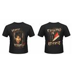 Falling In Reverse - HERE'S Ronnie Front & Back Print (T-SHIRT Unisex )