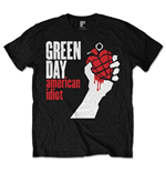 Green Day - American Idiot Black (unisex )