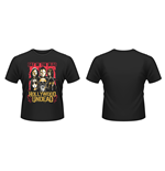 Hollywood Undead - Dotd Faces (T-SHIRT Unisex )