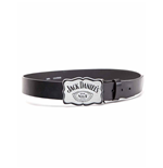 Jack DANIEL'S - Curved Plate With Black Leather (cintura )