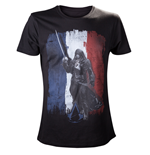 ASSASSIN'S Creed Unity Tricolore (T-SHIRT Unisex )