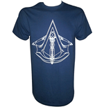 ASSASSIN'S Creed Unity Crossbow Crest (T-SHIRT Unisex )