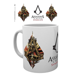 Assassin's Creed Syndicate - Crest (Tazza)