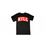 Kill Brand - Kill Varsity Boxed (BLACK) (unisex )