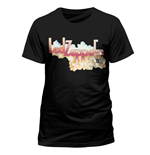 Led Zeppelin - Logo And Cloud (T-SHIRT Unisex )