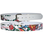 Miami Ink - Full Printed White (cintura )