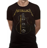 Metallica  - Hetfield Iron Cross (T-SHIRT Unisex )